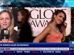 Replay Tech & Co - What's up New York : L'actrice Jessica Alba au Nasdaq - 12/04