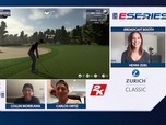 Replay Golf - Zurich Classic : Morikawa / Ortiz : PGA Tour ESeries