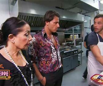 Giuseppe ristorante, une histoire de famille replay