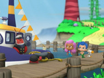 Replay Bubulle Guppies - Les bateaux