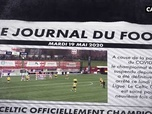 Replay Le Journal du Foot, N°1 : Football