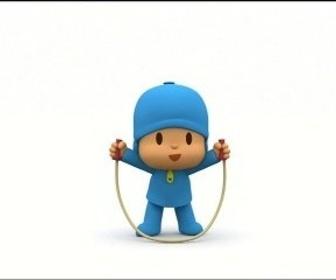 Replay Pocoyo - la corde à sauter