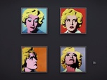 Replay A Musée Vous, A Musée Moi - Shot Marilyns, Andy Warhol