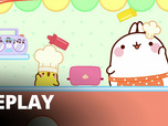 Replay Molang - Le food-truck