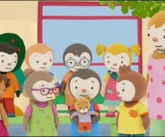 Replay T'choupi à l'école - S1 E26 : Le jour de la photo de classe