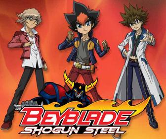 Beyblade Shogun Steel replay