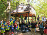 Replay Constructions Sauvages - Cabane Off Road En Seine Et Marne