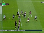 Replay Football - Le résumé de Newcastle / Aston Villa : Premier League - 31e journée