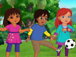 Replay Dora and Friends : au coeur de la ville - A la recherche de Mono - Dora & Friends : Au cœur de la ville