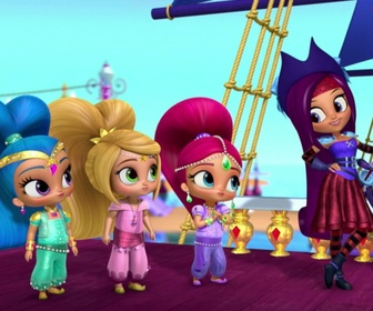 Replay Pirates volants - Shimmer & Shine