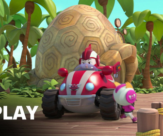 Replay Top Wing, Toutes Ailes Dehors ! - Le grand nettoyage