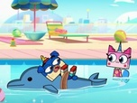 Replay Unikitty - S2 E1 : Bataille aquatique