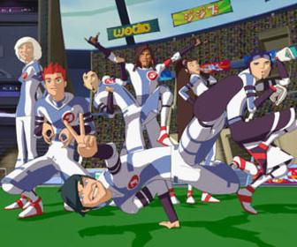 Galactik Football replay