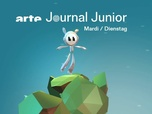 Replay ARTE Journal Junior - 23/02/2021
