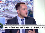 Replay L'interview de Nicolas Bay