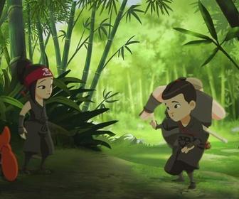 Replay Mini Ninjas - S02 E2 - Complètement marteau