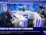 Replay Week-end direct - La traque au virus mutant s'organise - 08/01