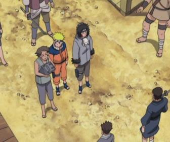 Replay Naruto - Episode 208 - L'Objet d'art rare