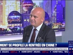 Replay Chine Éco : Comment se profile la rentrée en Chine ? Par Erwan Morice - 08/09