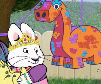 Replay Max & Ruby - Dino sucré | Max et Ruby