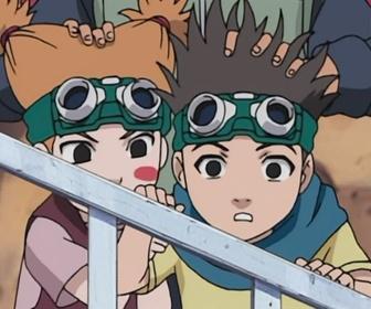 Replay Naruto - Episode 74 - La Vraie Nature de Gaara