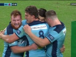 Replay Le sublime essai de Maddocks pour les Waratahs : SuperRugby