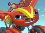 Replay La super course céleste - Blaze et les Monster Machines