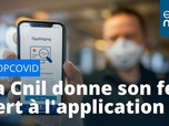 Replay La Cnil donne son feu-vert à l'application de traçage StopCovid