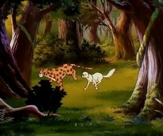 Replay Simba - le roi lion - episode 15 vf - l'incendie
