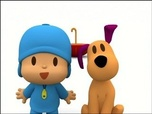 Replay Pocoyo - le parapluie