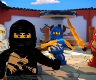 Replay Lego ninjago - S2 E9 : Retrouvailles