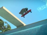Replay Mike, une vie de chien - S1 E3 : Le grand plongeon