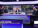 Replay Politique - Gilets jaunes : le gouvernement contraint au recul