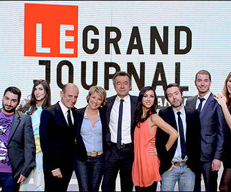 Le Grand Journal replay