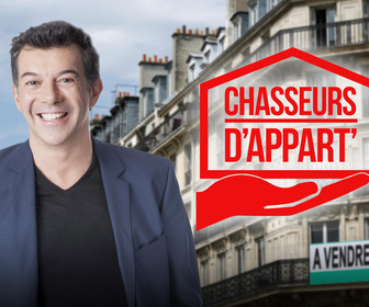Chasseurs d'appart' replay