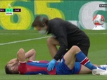 Replay Football - La blessure de Cahill juste avant