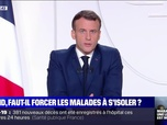Replay 22h Max - Covid, faut-il forcer les malades à s'isoler ?