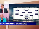 Replay 120% news - France - Allemagne: H-2 avant le choc - 15/06