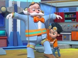 Replay Le Costume-danseur - Rusty Rivets : inventeur en herbe