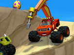 Replay L'oeuf perdu - Blaze et les Monster Machines
