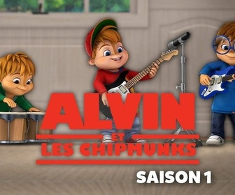 Replay Alvinnn et les Chipmunks - Le papa poule