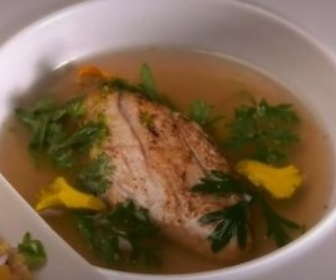 Replay Voyages & délices by Chef Kelly - Guyane - soupe de poisson façon blaff