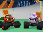 Replay Blaze et les Monster Machines - Le dino-looping