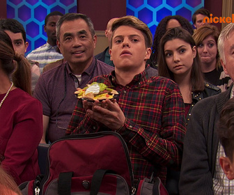 Replay Henry Danger - Assistance orthographique