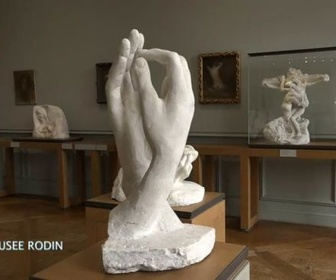 Replay IDF1 Chez Vous - Musee rodin