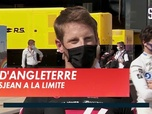 Replay Romain Grosjean : J'ai un peu pris la technique Verstappen : Formule 1