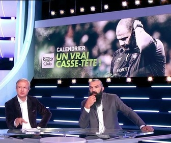 Replay Rugby : calendrier, un vrai casse-tête ! : Canal Rugby Club