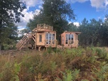 Replay Constructions Sauvages - Cabane Lodge En Gironde