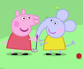 Replay Copine comme cochon - Peppa Pig