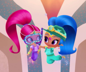 Replay Shimmer & Shine | La soirée pyjama | NICKELODEON JUNIOR